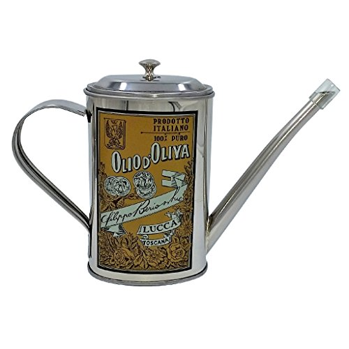 Norpro 71 2 Cup Stainless Steel Oil Can Multicolored Eveningshops