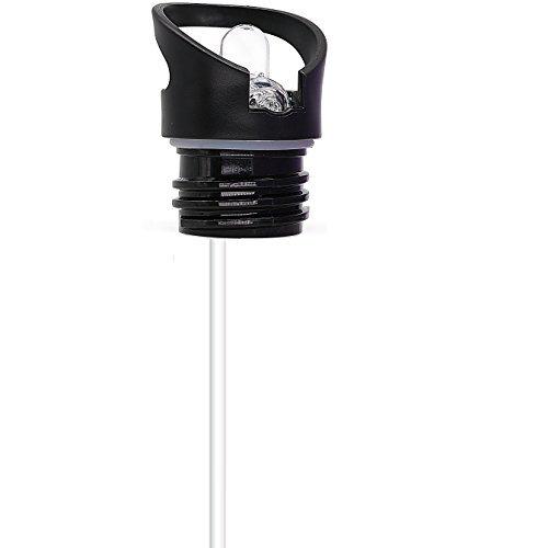 Topoko 25 Oz Straw Stainless Steel Vacuum Insulated Water