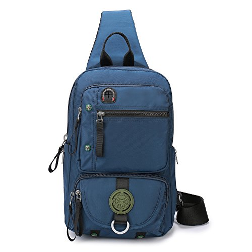 eeb291b81cee Keep your most important items safe when you re with this sling bag from  Lanspace. The unique design of the messenger bag will let you feel  fantastic.