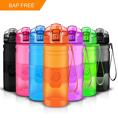 Reusable BPA Free Hydration Filter Water Bottle Filter As You Drink Sports Gym