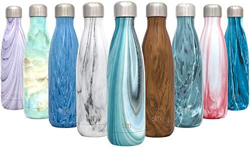 Ocean Quartz – Stainless Steel Swell Hydro Metal Flask