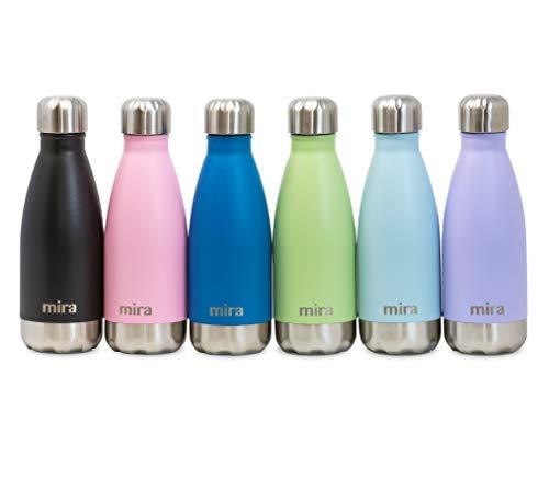 MIRA Stainless Steel Vacuum Insulated Water Bottle | Leak