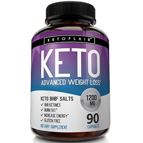Natural Bhb Salts Beta Hydroxybutyrate Ketogenic Fat Burner Carb